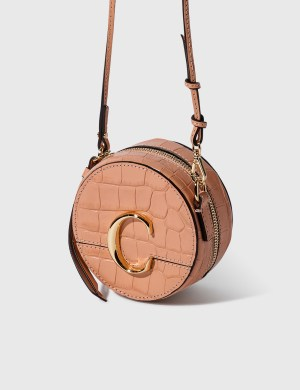 Chlo Chlo C Mini Round Bag