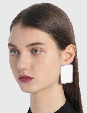 D'heygere Whiteboard Earrings