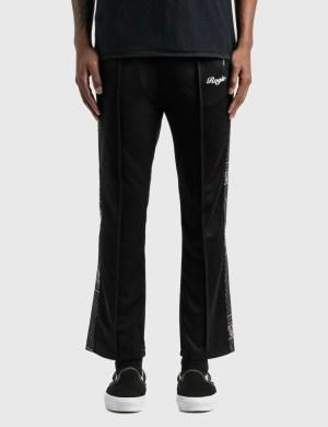 Rogic Paisley Stripe Track Pants