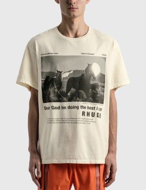 Rhude Best I Can Graphic T-Shirt