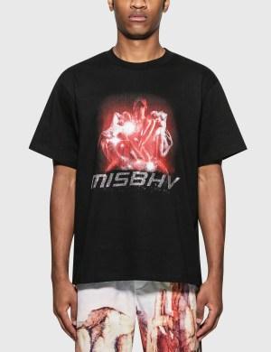 Misbhv 2001 Crystals T-Shirt