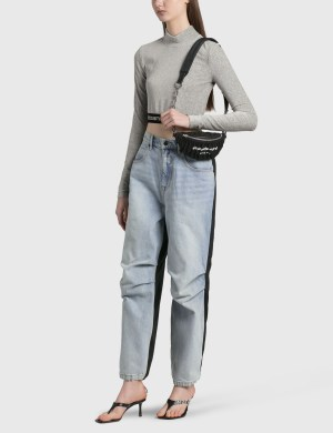 Alexander Wang Attica Ruched Fanny Pack