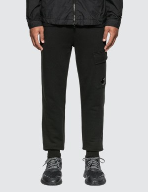 CP Company Diagonal Lens Sweatpants