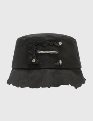 Ader Error Torn Label Bucket Hat