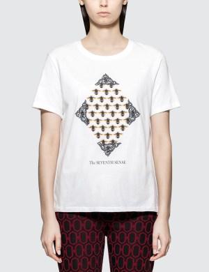 Undercover Bee Print T-shirt