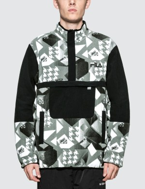 Liam Hodges Liam Hodges x FILA Technical Fleece Sweatshirt