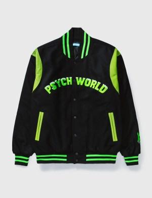 Icecream Icecream  Psychworld Varsity Jacket