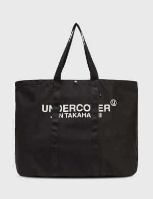 Undercover Logo Medium Tote Bag