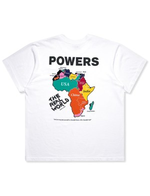 Powers Real World T-Shirt