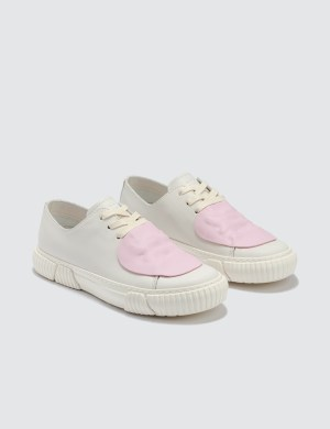 Both Rubber Patch Low-top Trainers