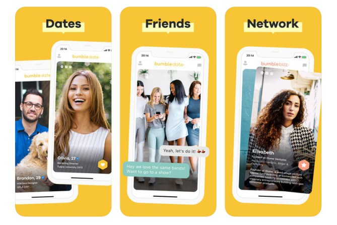 Best Apps To Meet New Friends Bumble, Hey!VINA | HYPEBAE