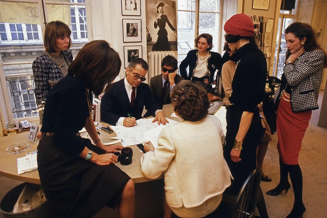 老佛爺 Karl Lagerfeld 人生十大金句:「我就像一位永遠無法得到高潮的時尚狂熱者」