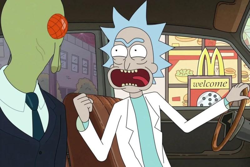 McDonald's 或將攜手《Rick and Morty》復刻推出「Szechuan Sauce 木蘭四川辣醬」 | HYPEBEAST