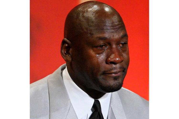 Crying Jordan Wikipedia