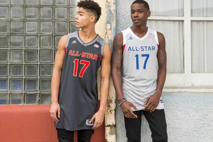 2017 Nba All Star Game Jerseys Adidas Basketball Hypebeast 96a06a41e