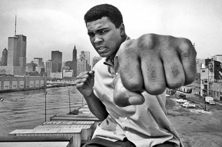 cei mai influenți sportivi Muhammad Ali