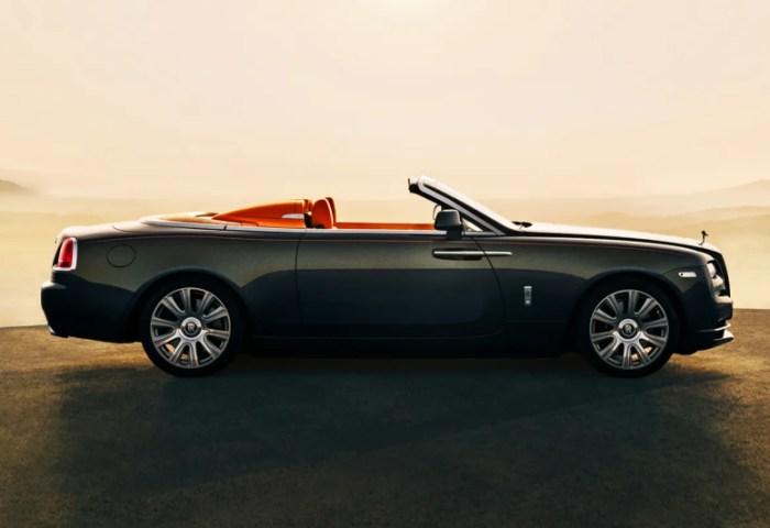 Rolls Royce Unveils Dawn Custom Phantoms Hypebeast