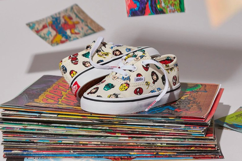 marvel x vans 2018 collection classic