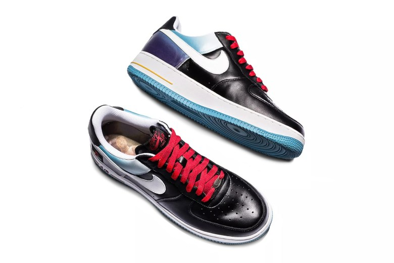 Nike Air Force 1 PlayStation sony footwear 2018 nike sportswear release info