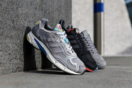 best sneakers e2ee9 458d4 Launched in order to coincide with the 15th anniversary of the Oyster card,  the collab is called ...