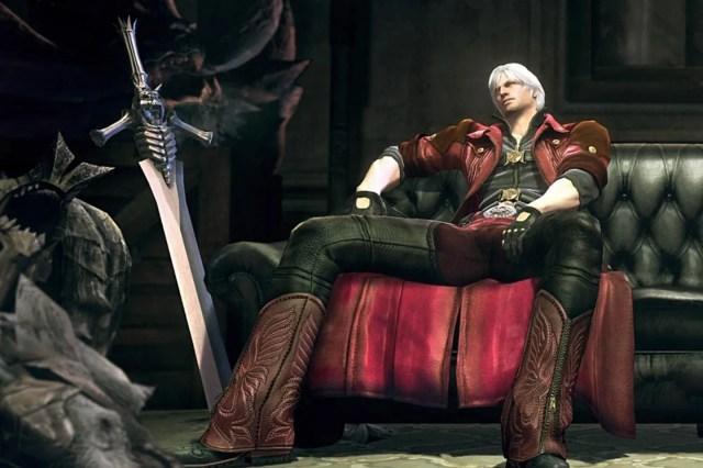 Αποτέλεσμα εικόνας για Devil May Cry netflix