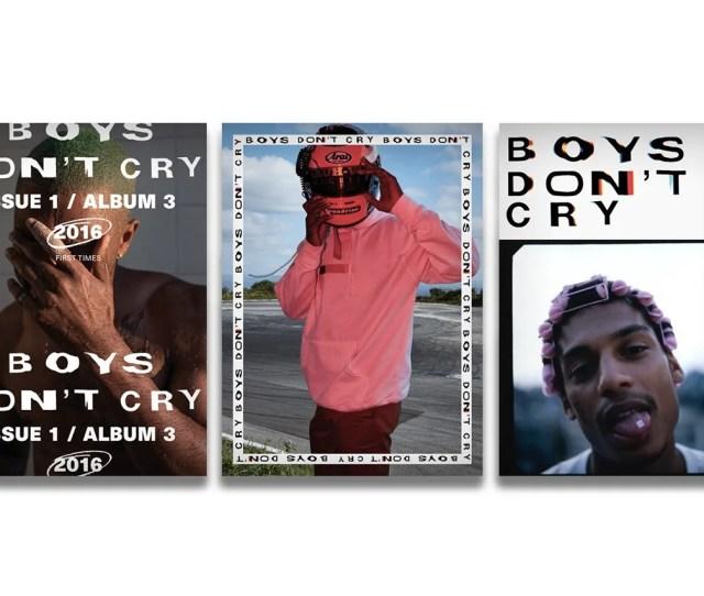 Frank Ocean Boys Dont Cry Reissue Kanye West Tom Sachs Wolfgang Tillmans Tyler The
