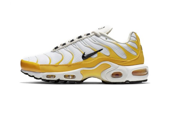 1219dba7edeb Nike s Air Max Plus receives another colorway to its growing list of  choices. This time
