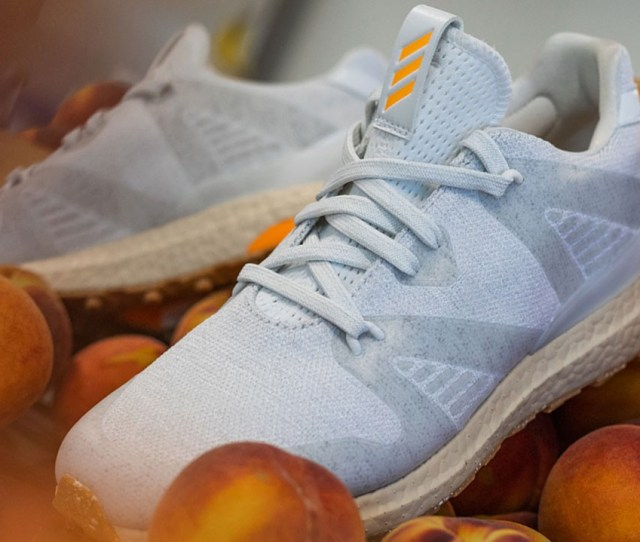Adidas Crossknit 3 0 Georgia Peach Ice Cream Sandwich Release Sneaker Shoe Info Date April