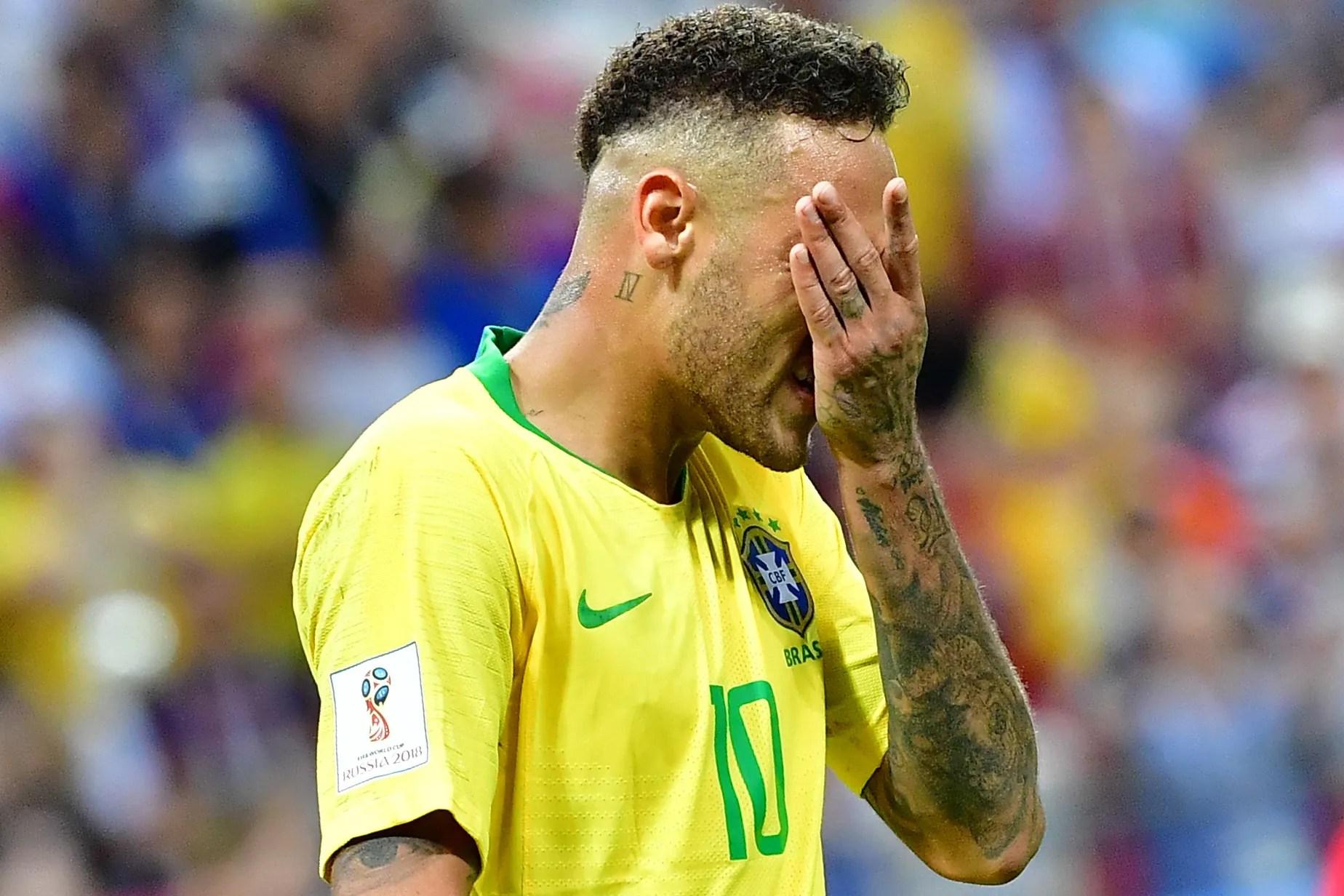 Neymar Jr. Stripped of Brazil Captaincy | HYPEBEAST