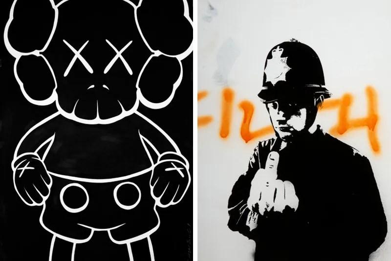 kunst hypebeast poster pop culture kaws