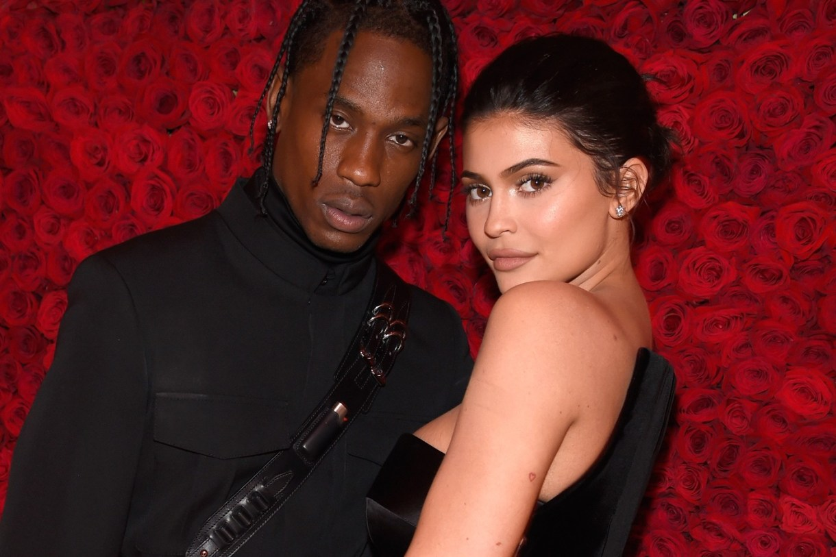 Kylie Jenner Travis Scott Split Official Response Stormi Rumor Highest In the Room Release Tyga