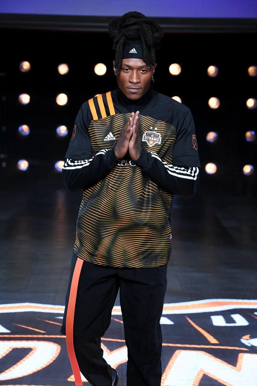 adidas mls forward25 soccer jerseys kits trinidad james deandre hopkins majid jordan ninja release date info photos price