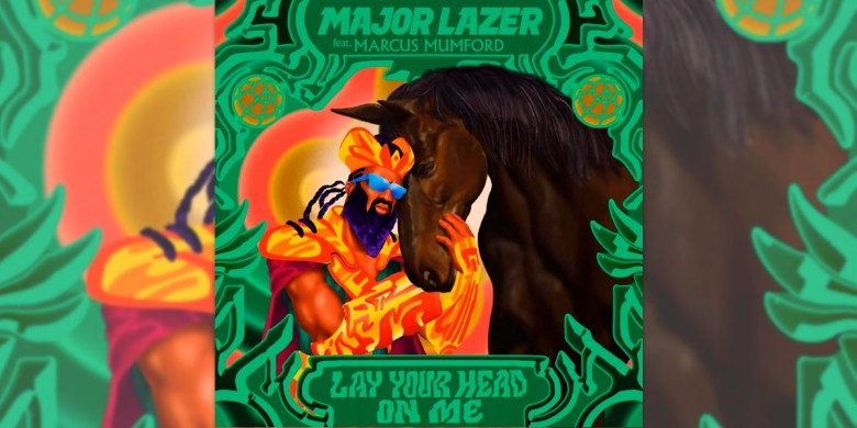 "Major Lazer & Marcus Mumford ""Lay Your Head On Me"" Single Stream ..."