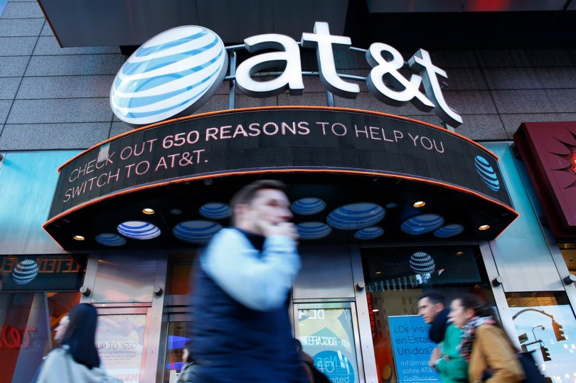 AT&T to Close 250 Stores and Lay Off Thousands of Employees