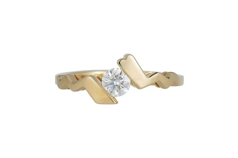 The Pokémon Company suelta anillos de compromiso con temas de Pikachu monstruos de bolsillo matrimonio GINZA TANAKA Japón Joyas diamantes de oro
