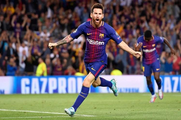 cei mai influenți sportivi Lionel Messi