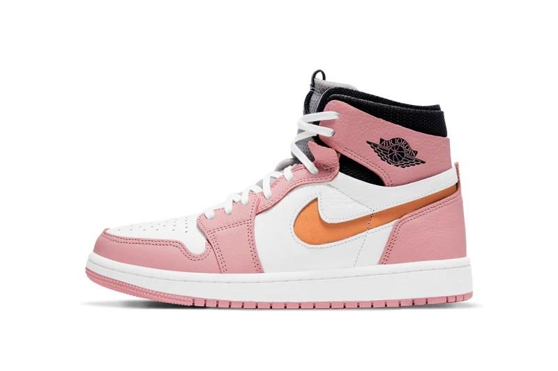 air jordan 1 high zoom cmft pink glaze