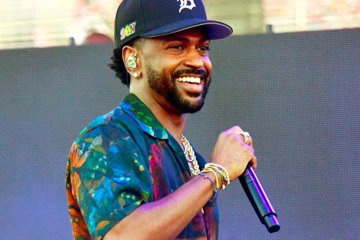 Big Sean Detroit Mixtape Streaming Services april 2021 announcement don spotify apple music tidal J. Cole, Common, Kendrick Lamar Jhené Aiko