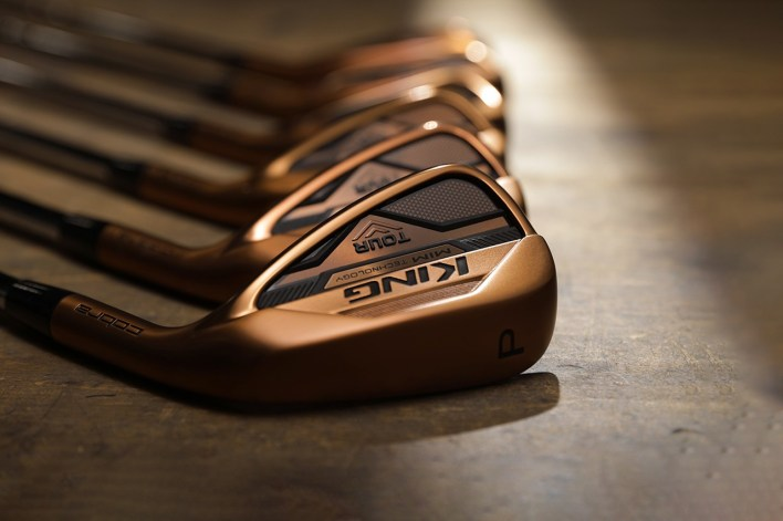 Cobra Golf Releases King Tour Copper Irons MIM Technology