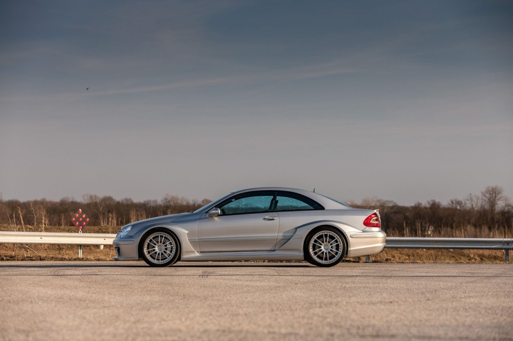 2005 Mercedes-Benz CLK DTM AMG RM Sotheby's Auction Rare Limited Edition Homologation German Car Race NHTSA Import For Sale
