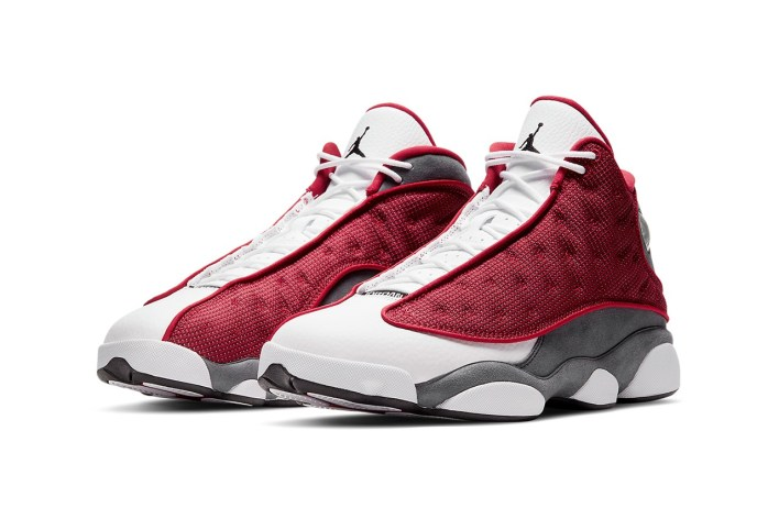 air jordan 13 red flint gray white DJ5982 600 release date info store list buying guide photos price