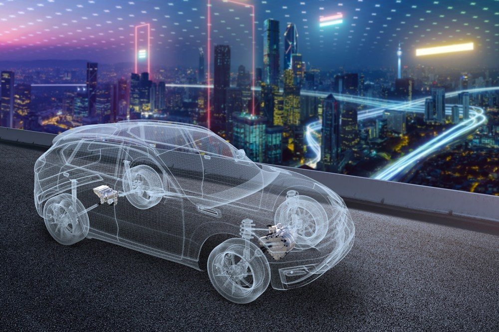 LG-Magna Close Securing Apple EV Project Rumor Info Electronics International e-Powertrain