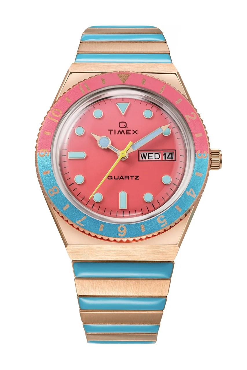 Timex Malibu Waterbury Legacy Boyfriend Watches watch menswear streetwear spring summer 2021 ss21 collection line american info
