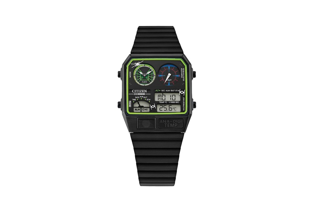 Citizen to Drop Star Wars Character-Based Ana-Digi Temp Watches in September