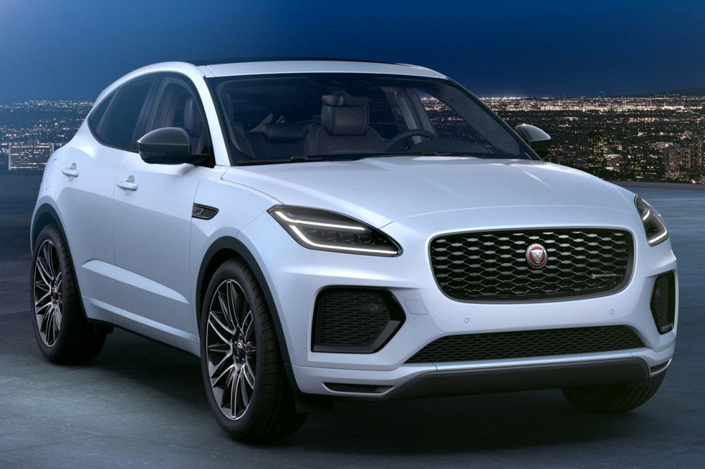 Jaguar E-PACE R-Dynamic Black Edition Compact Mini SUV British Four Door 4WD AWD Crossover Luxury Car Company First Look Release Info Power Speed Performance SVR