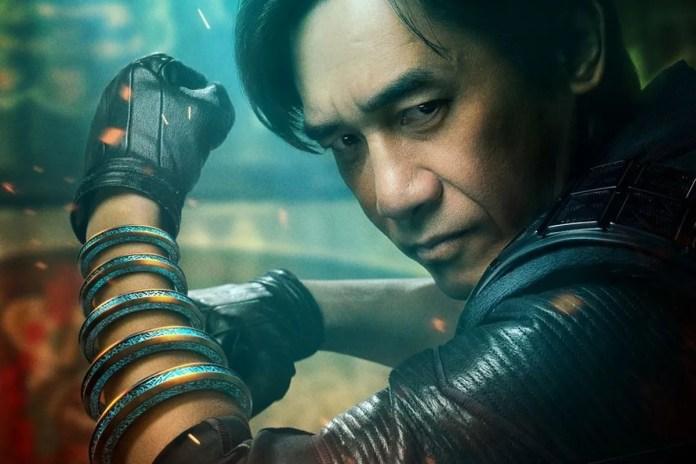 Shang-Chi' Simu Liu Calls Tony Leung a Legend   HYPEBEAST