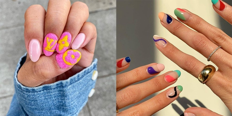 Best Spring Nail Art Trends Colors To Try Hypebae