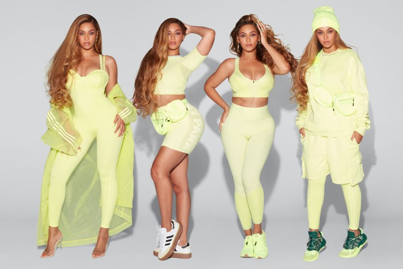 ivy park x adidas drop 2nd collection