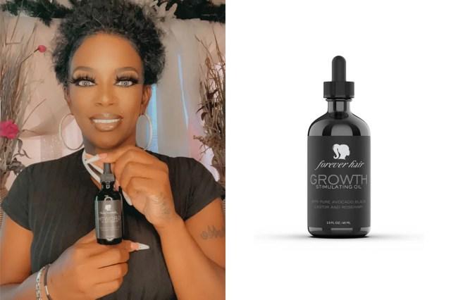 "Gorilla Glue Girl"" Tessica Brown Haircare Line | HYPEBAE"