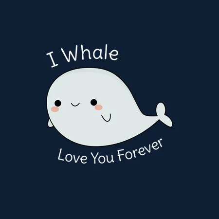 Cute Whale Pun NeatoShop